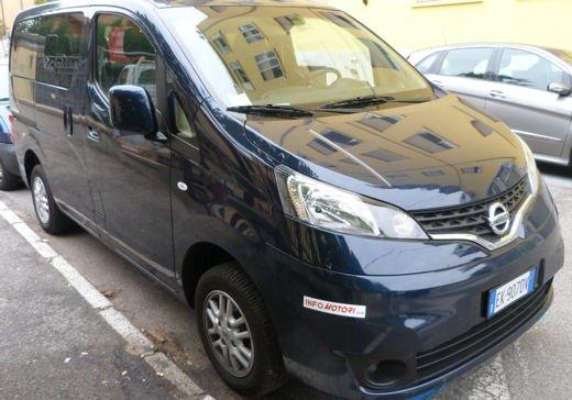 Nissan Evalia 1.5 dCi 110 CV test drive del CDV giapponese