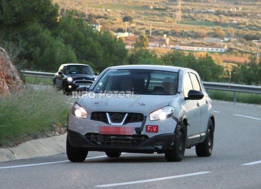 Nissan Qashqai prime foto spia del crossover giapponese - Foto 9 di 18