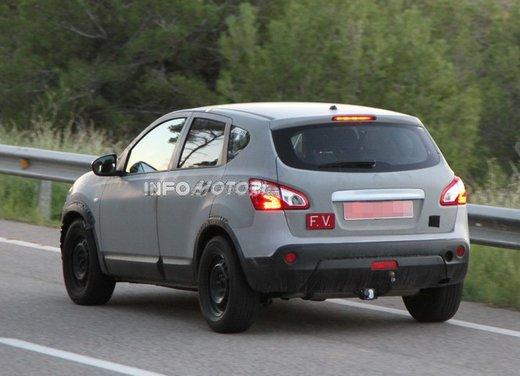 Nissan Qashqai prime foto spia del crossover giapponese - Foto 18 di 18