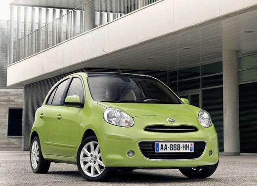 Nissan Micra in offerta a 8950 euro a tasso e anticipo zero