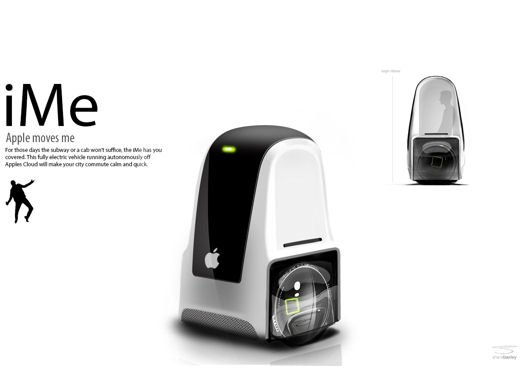 Tre veicoli elettrici, il nuovo progetto di car sharing di Apple - Foto 10 di 18