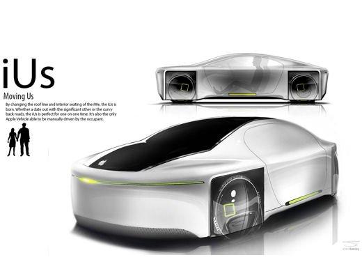 Tre veicoli elettrici, il nuovo progetto di car sharing di Apple