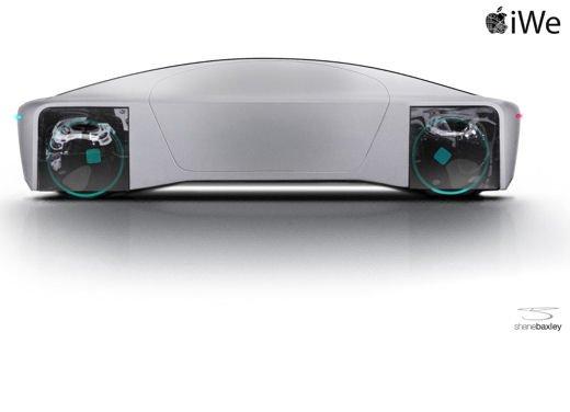 Tre veicoli elettrici, il nuovo progetto di car sharing di Apple - Foto 17 di 18