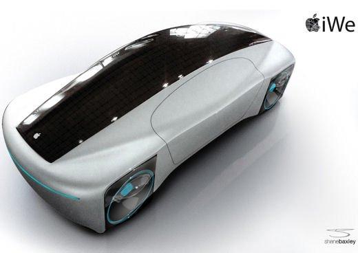 Tre veicoli elettrici, il nuovo progetto di car sharing di Apple - Foto 18 di 18