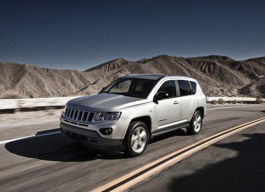 Jeep Compass in promozione al prezzo di 21.900 €