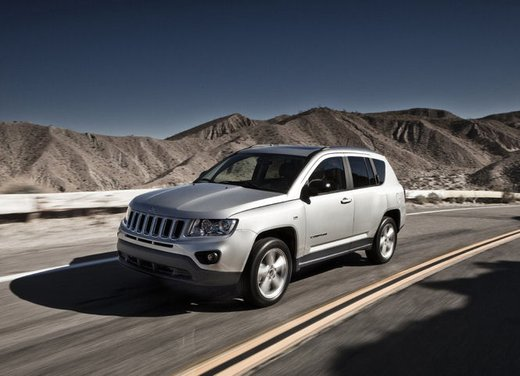 Jeep Compass production-intent Concept - Foto 1 di 9
