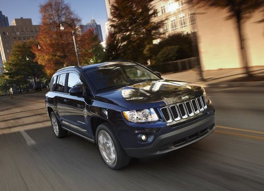 Jeep Compass production-intent Concept - Foto 3 di 9