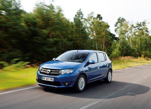 Dacia Sandero, i prezzi partono da 7.900 euro