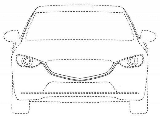 Nuova Mazda3 svelati i primi schizzi della rivale della Volkswagen Golf 7