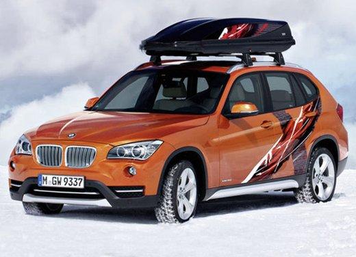 BMW X1 sviluppa BMW K2 Power Ride e X1 Power Ride Edition