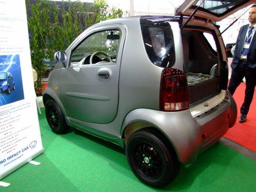 Novità auto ecologiche al Motor Show 2012 - Foto 4 di 20