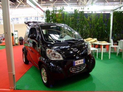 Novità auto ecologiche al Motor Show 2012 - Foto 6 di 20