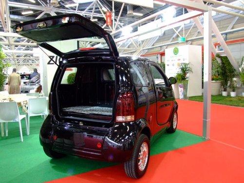 Novità auto ecologiche al Motor Show 2012 - Foto 7 di 20