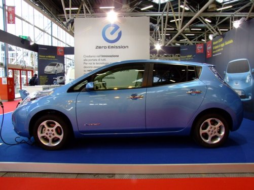 Novità auto ecologiche al Motor Show 2012 - Foto 8 di 20