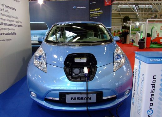 Novità auto ecologiche al Motor Show 2012 - Foto 9 di 20