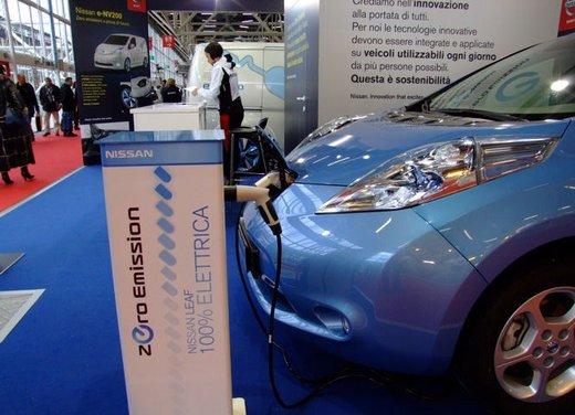 Novità auto ecologiche al Motor Show 2012 - Foto 10 di 20