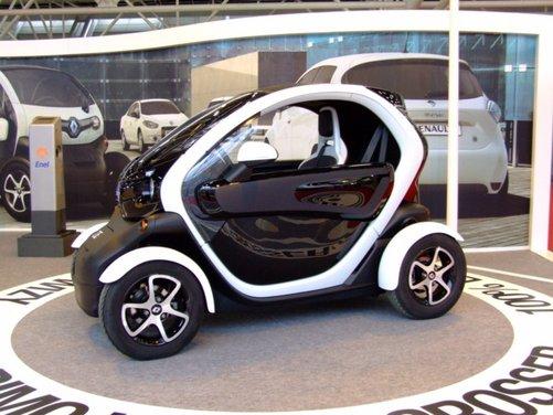 Novità auto ecologiche al Motor Show 2012 - Foto 11 di 20