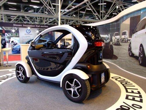 Novità auto ecologiche al Motor Show 2012 - Foto 12 di 20