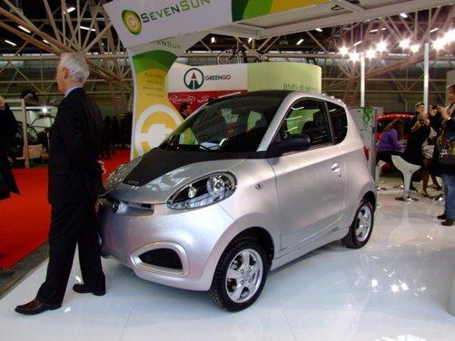 Novità auto ecologiche al Motor Show 2012 - Foto 13 di 20