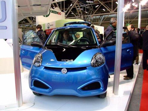 Novità auto ecologiche al Motor Show 2012 - Foto 14 di 20