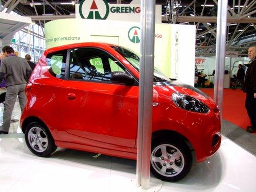 Novità auto ecologiche al Motor Show 2012 - Foto 15 di 20