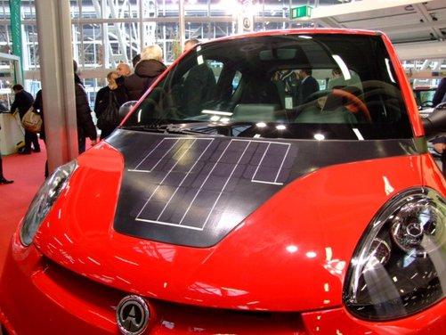 Novità auto ecologiche al Motor Show 2012 - Foto 16 di 20