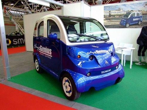 Novità auto ecologiche al Motor Show 2012 - Foto 17 di 20