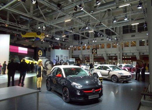 Nuova Opel Adam prezzi e allestimenti - Foto 3 di 63