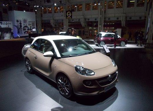 Nuova Opel Adam prezzi e allestimenti - Foto 4 di 63