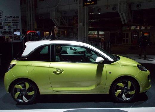 Nuova Opel Adam prezzi e allestimenti - Foto 6 di 63