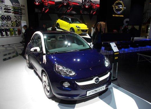 Nuova Opel Adam prezzi e allestimenti - Foto 7 di 63