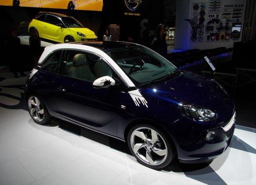 Nuova Opel Adam prezzi e allestimenti - Foto 8 di 63
