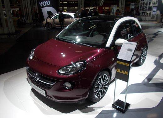 Nuova Opel Adam prezzi e allestimenti - Foto 10 di 63