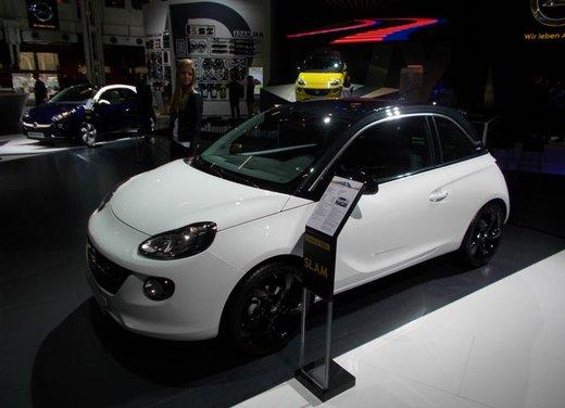 Nuova Opel Adam prezzi e allestimenti - Foto 11 di 63