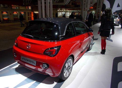 Nuova Opel Adam prezzi e allestimenti - Foto 13 di 63