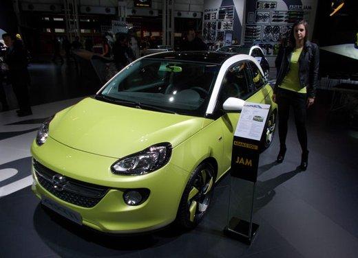 Nuova Opel Adam prezzi e allestimenti - Foto 14 di 63