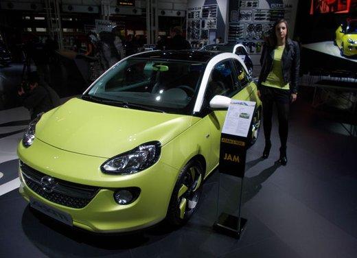 Nuova Opel Adam prezzi e allestimenti - Foto 15 di 63