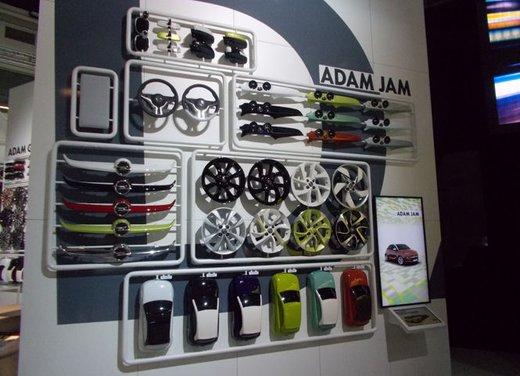 Nuova Opel Adam prezzi e allestimenti - Foto 18 di 63