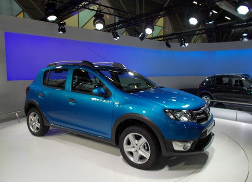 Dacia Sandero Wagon - Foto 7 di 22
