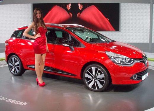 Nuova Renault Clio 4 Sporter, la Renault Clio station wagon sportiva - Foto 4 di 18