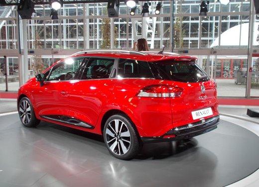 Nuova Renault Clio 4 Sporter, la Renault Clio station wagon sportiva - Foto 8 di 18