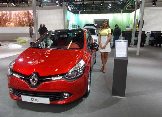 Nuova Renault Clio 4 Sporter, la Renault Clio station wagon sportiva - Foto 9 di 18