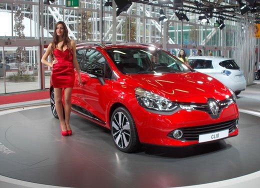 Nuova Renault Clio 4 Sporter, la Renault Clio station wagon sportiva