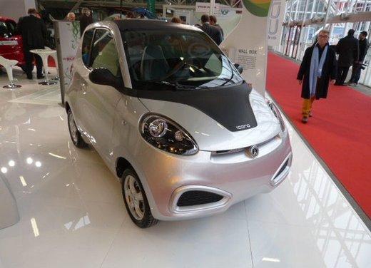 Novità auto ecologiche al Motor Show 2012 - Foto 19 di 20