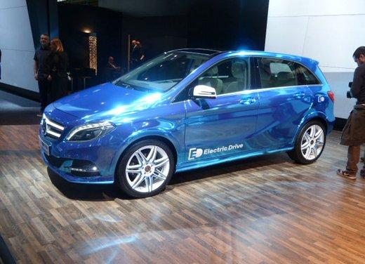 Mercedes Classe B Electric Drive Concept
