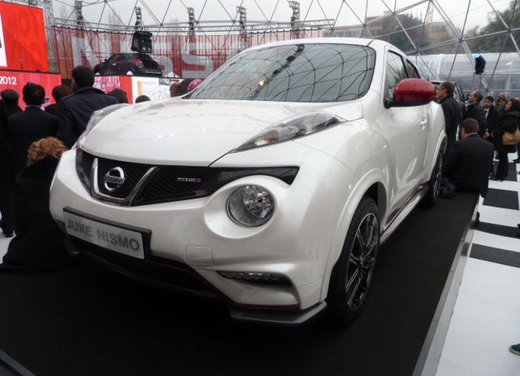 Nissan Juke Nismo - Foto 3 di 20