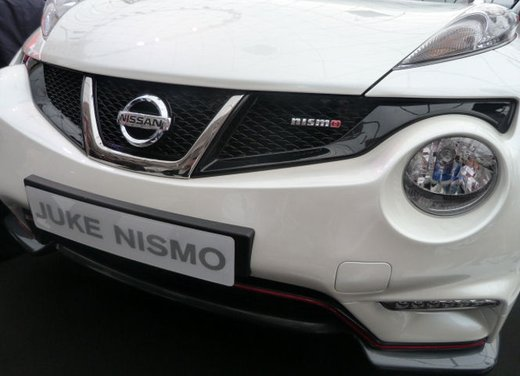 Nissan Juke Nismo - Foto 4 di 20
