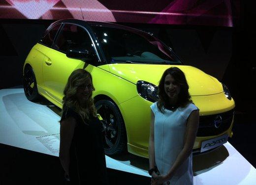 Nuova Opel Adam prezzi e allestimenti - Foto 19 di 63