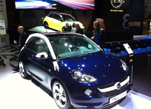 Nuova Opel Adam prezzi e allestimenti - Foto 20 di 63