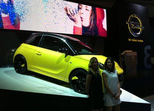 Nuova Opel Adam prezzi e allestimenti - Foto 21 di 63